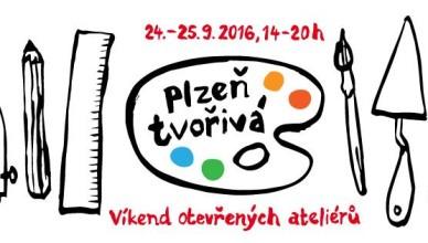 Víkend otevřených ateliérů - DEPO 2015, malby Zuzka Lomičková, 2016